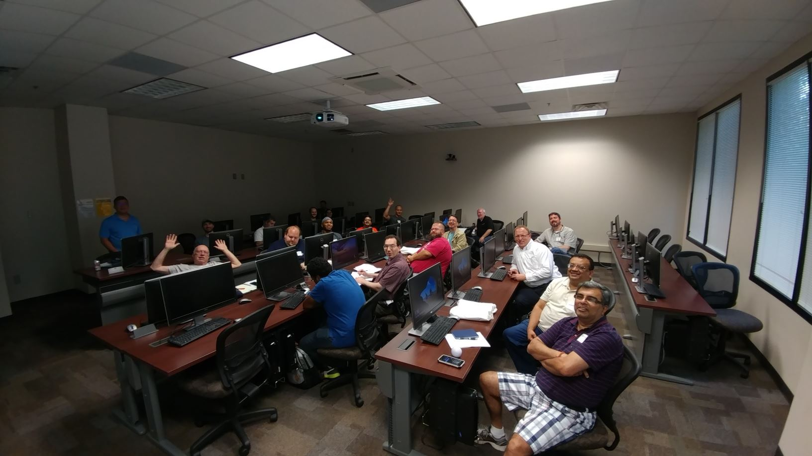 Cosmos DB and ASP.NET Core Talk Attendees
